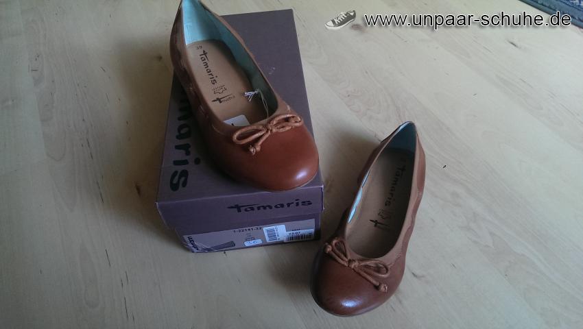 Tamaris Lederballerina