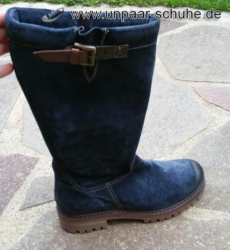 Manas Stiefel blau
