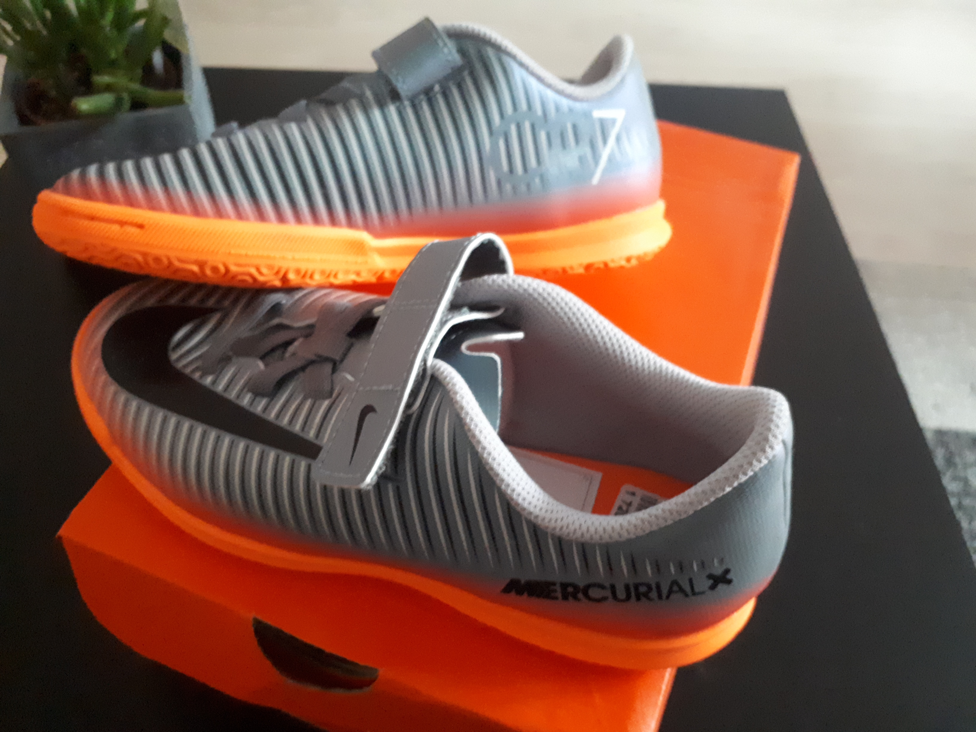 Nike Mercurial CR7 für Kinder