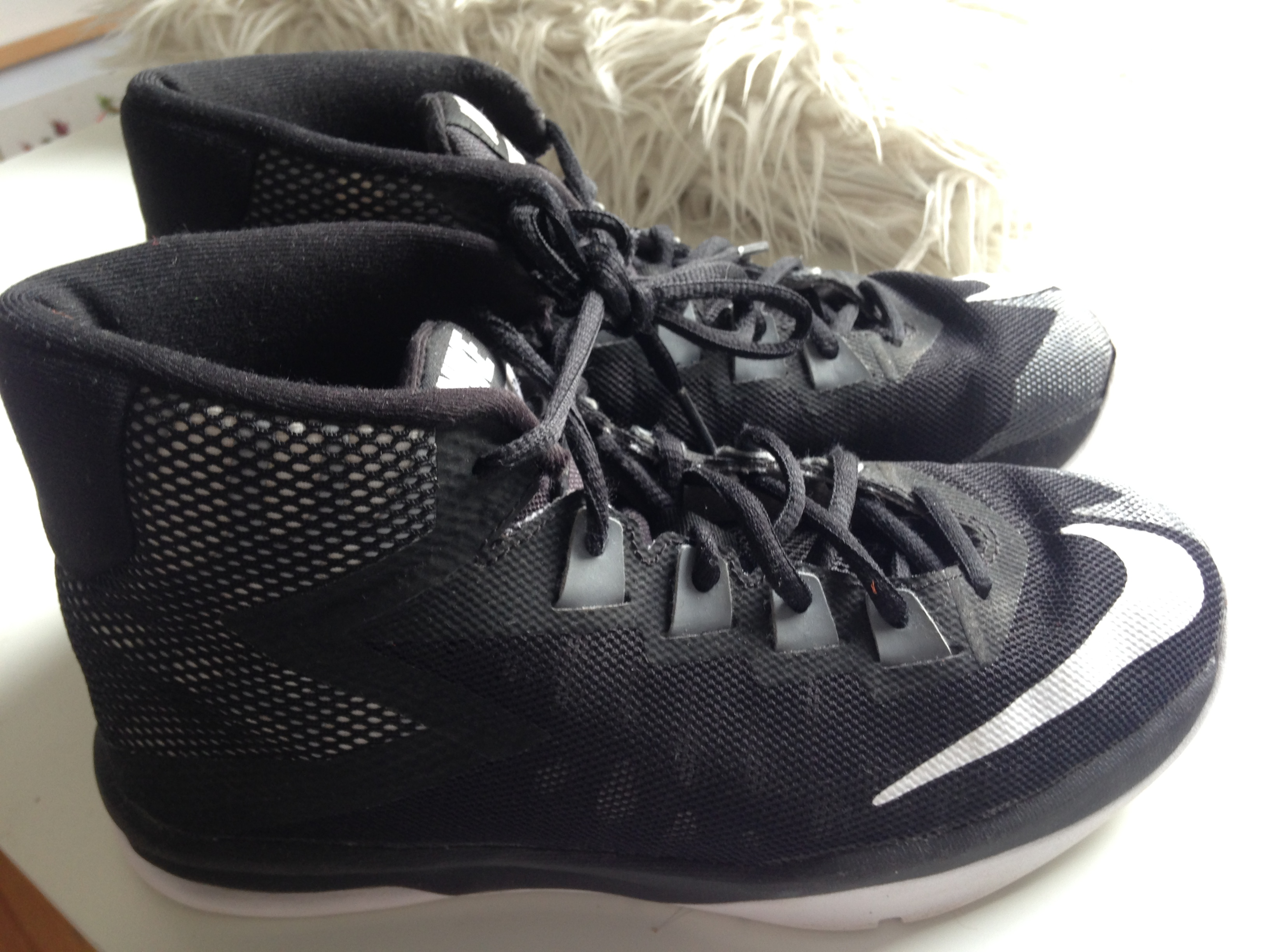 NIKE Air Devosion BASKETBALLSCHUHE