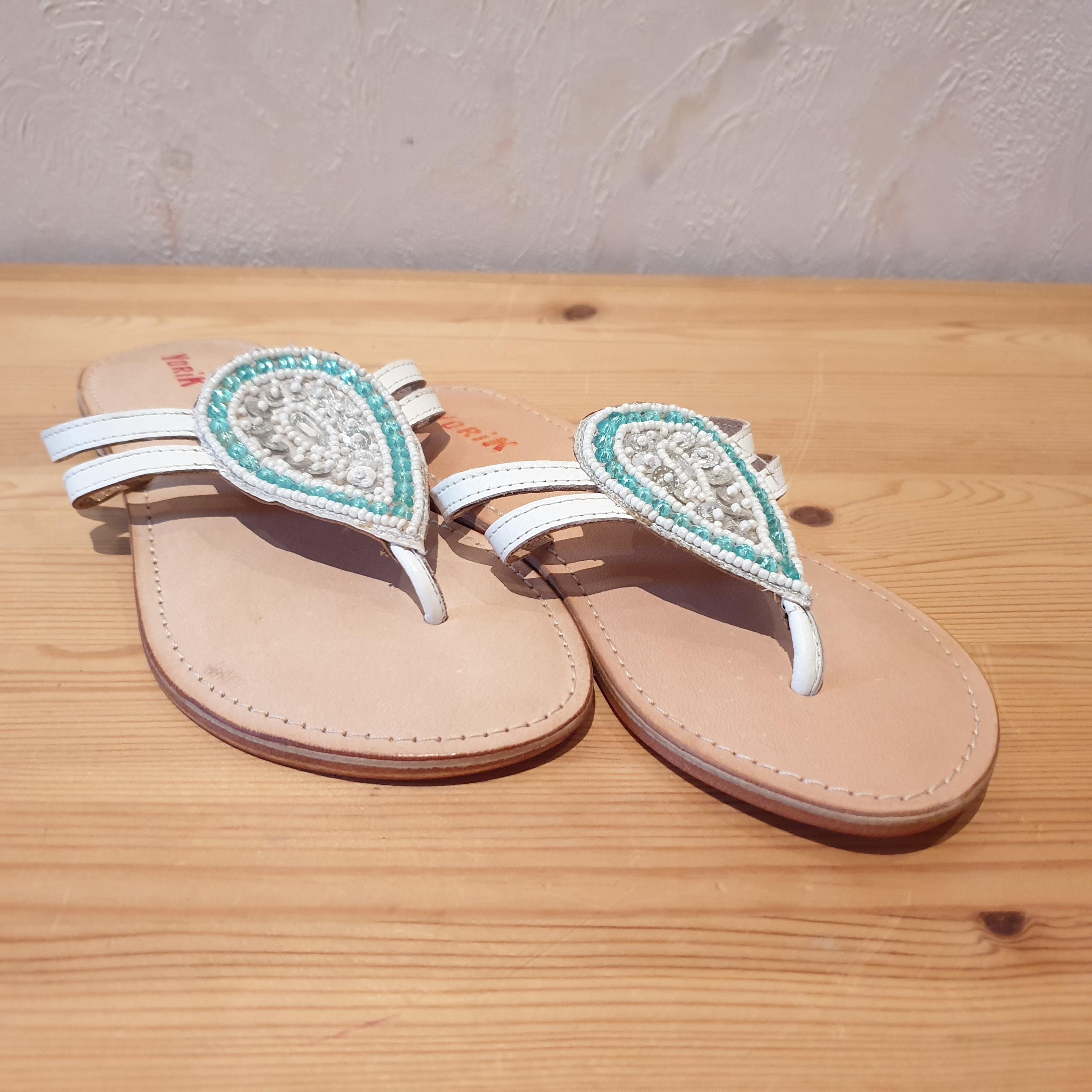 Yorki Sommer Sandalen