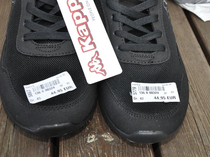 KAPPA  Sneaker/Schnürschuh
