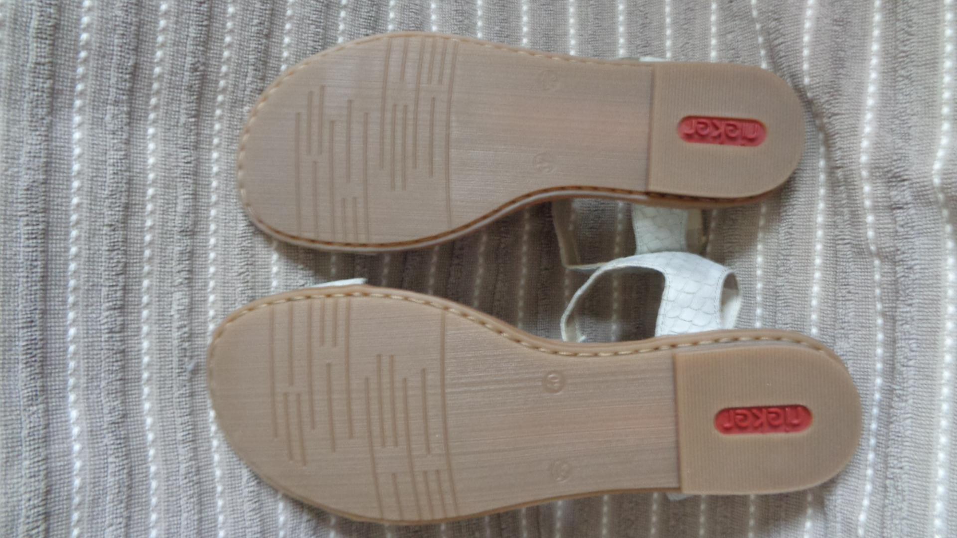 Bild Nummer 2 von Sandale - Rieker grau