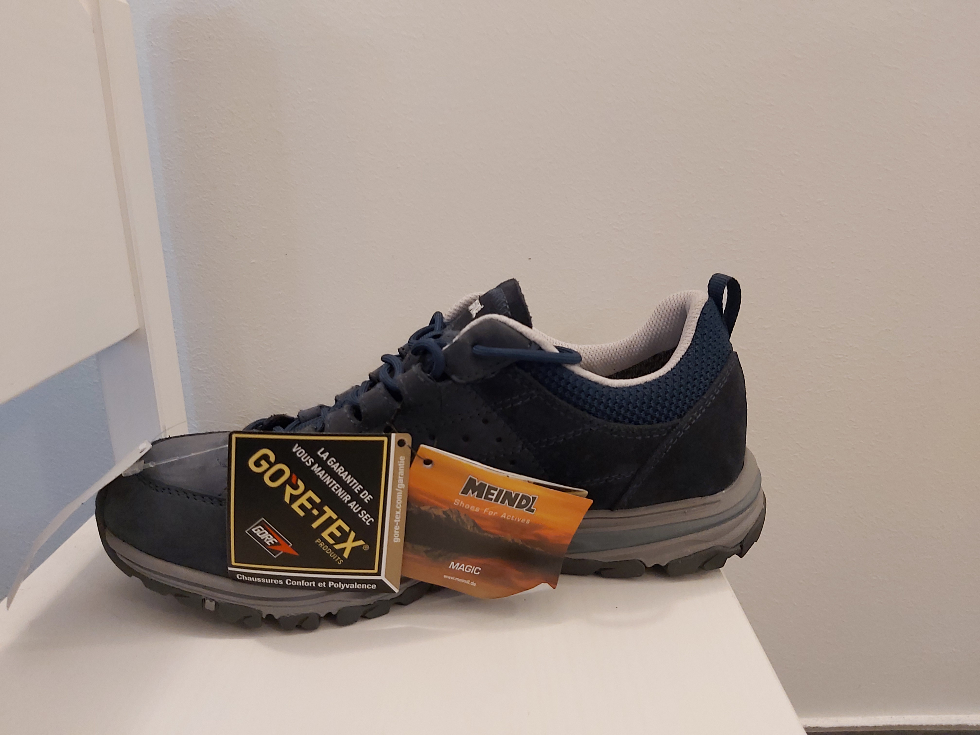 Bild Nummer 3 von Trecking Schuhe von Meindl
