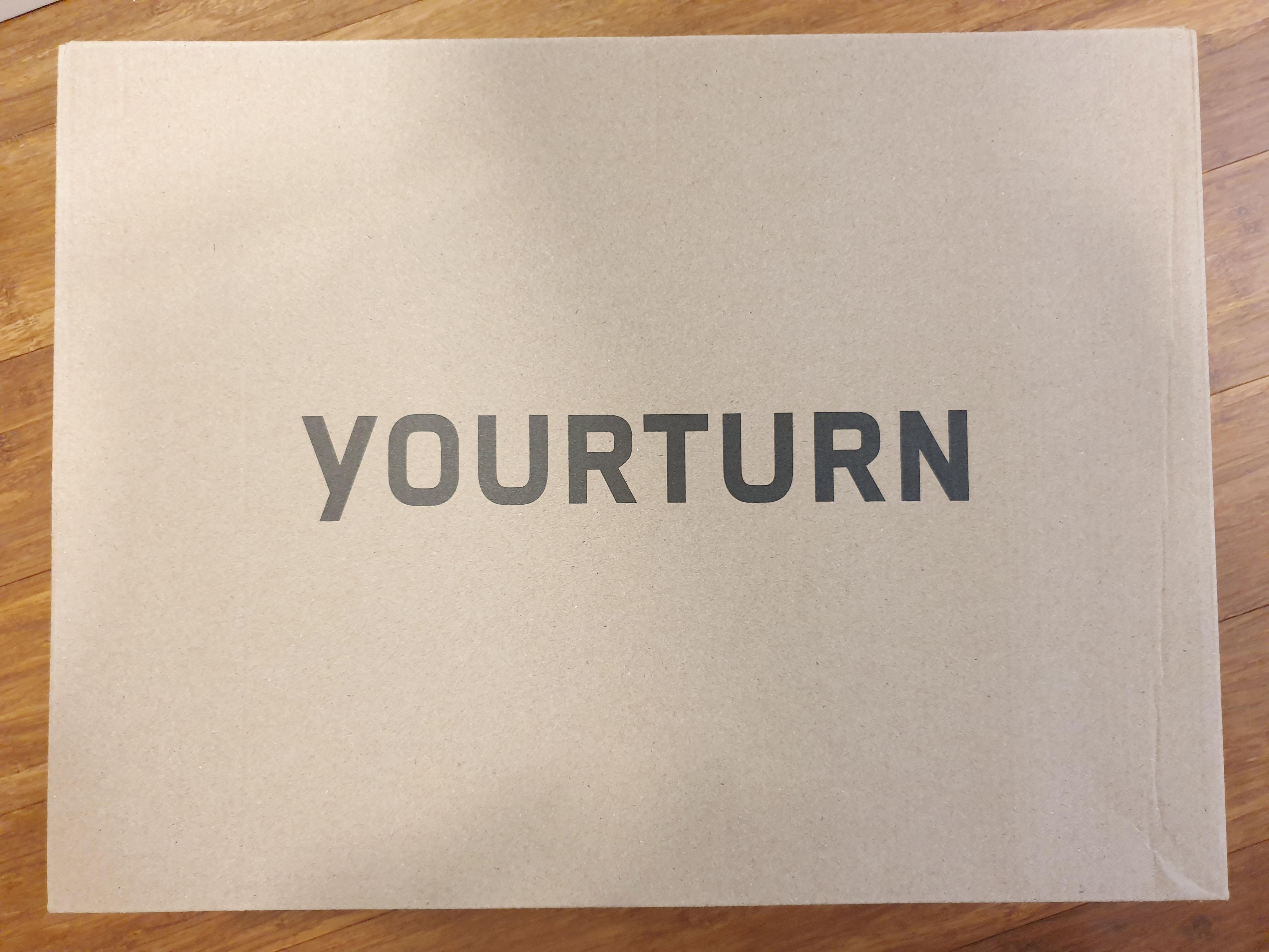 Bild Nummer 3 von YOURTURN Boots / Schnürstiefelette in Schwarz - NEU - Unpaar! Links Gr. 42, Rechts Gr. 41