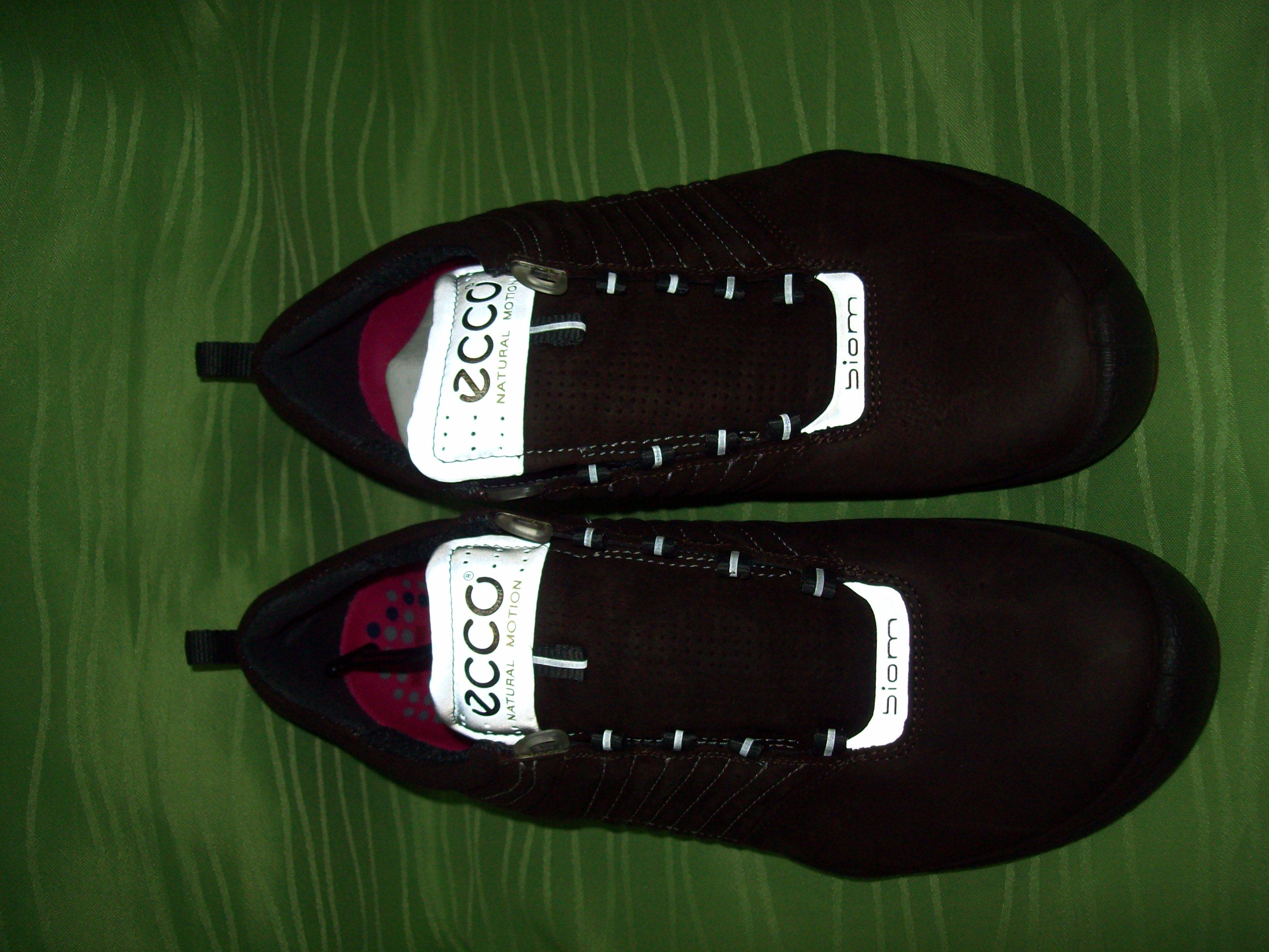 Bild Nummer 2 von Ecco Biom Damen-Schnürschuh braun