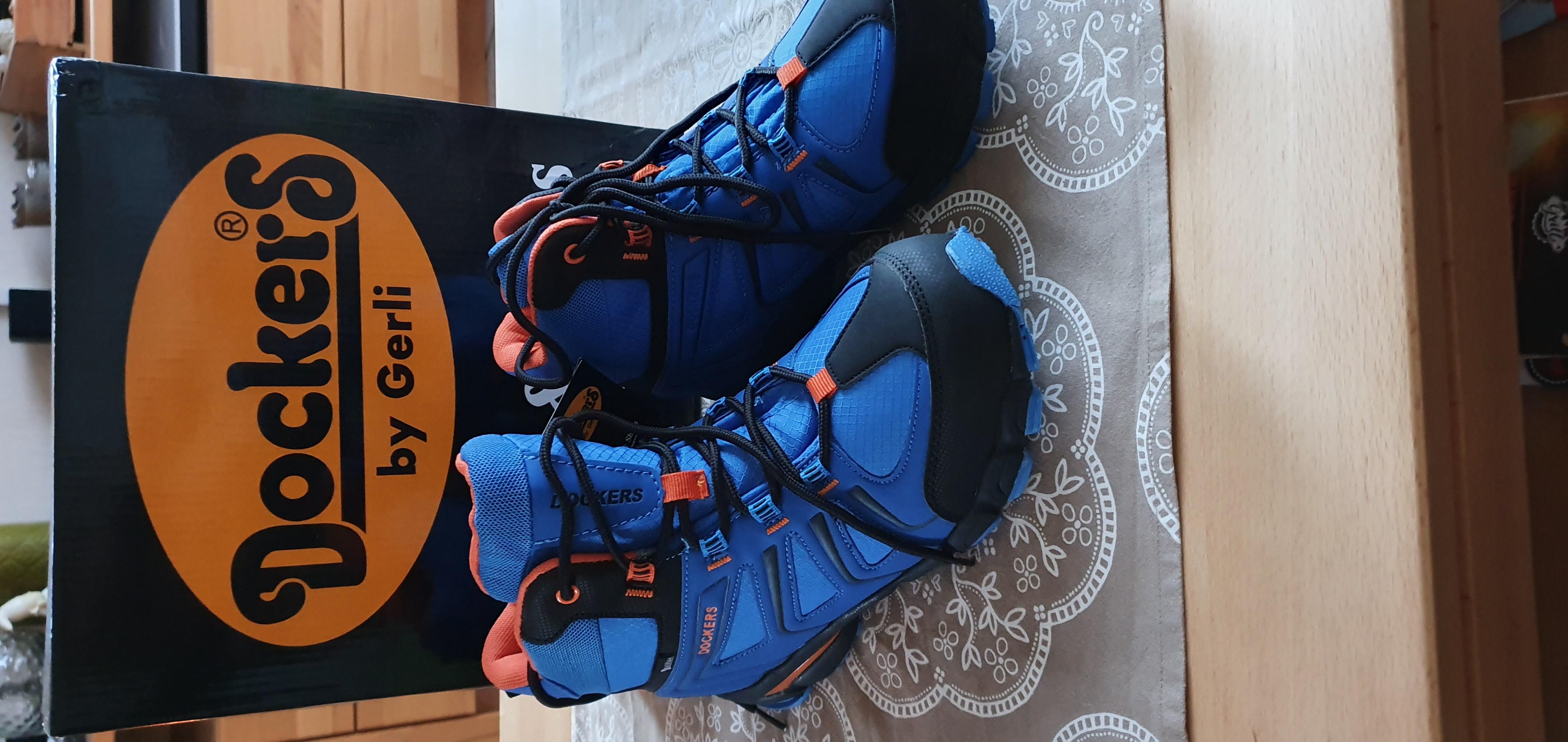 Docker's Schuhe