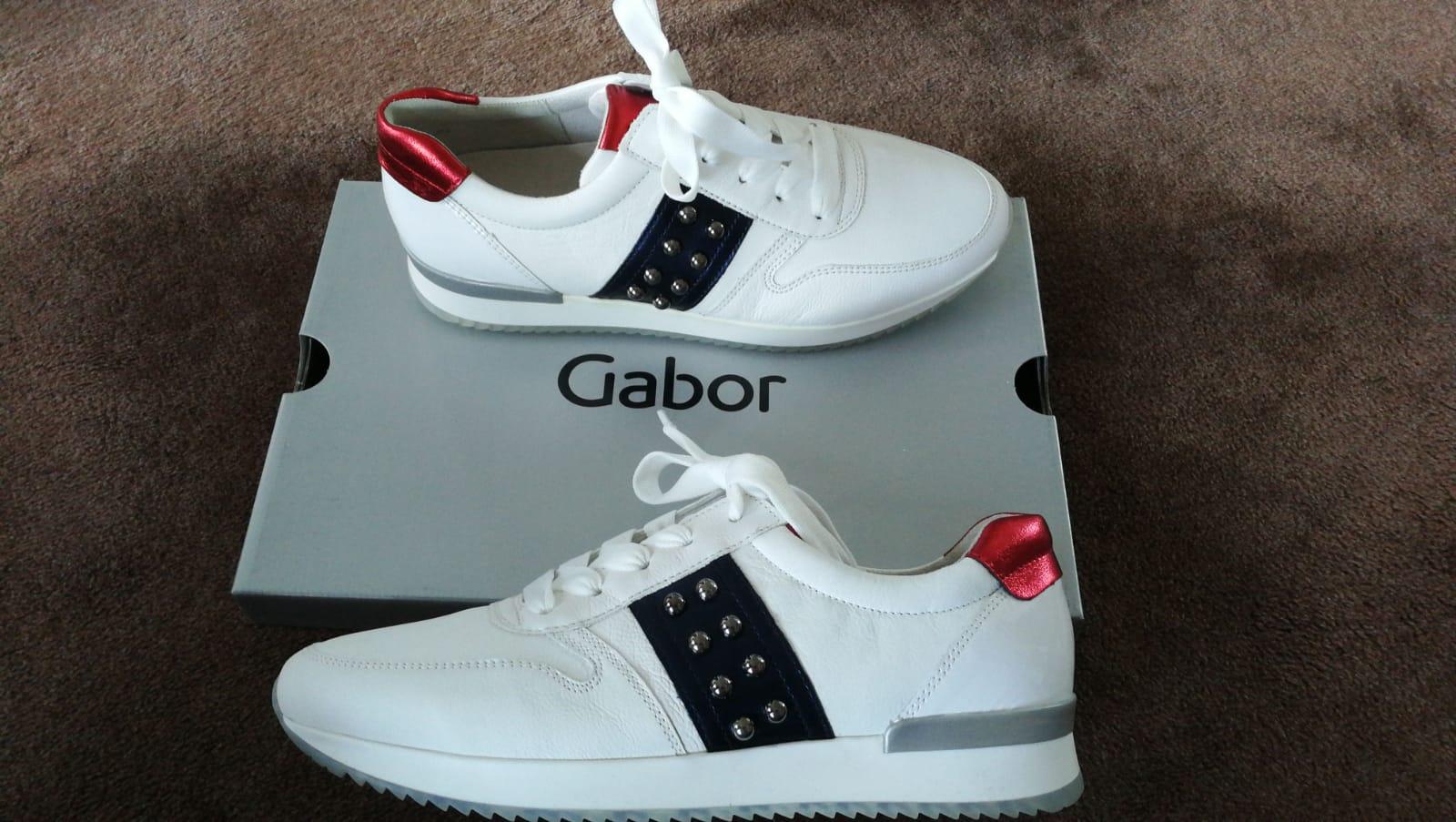 Gabor Sneaker in weiß