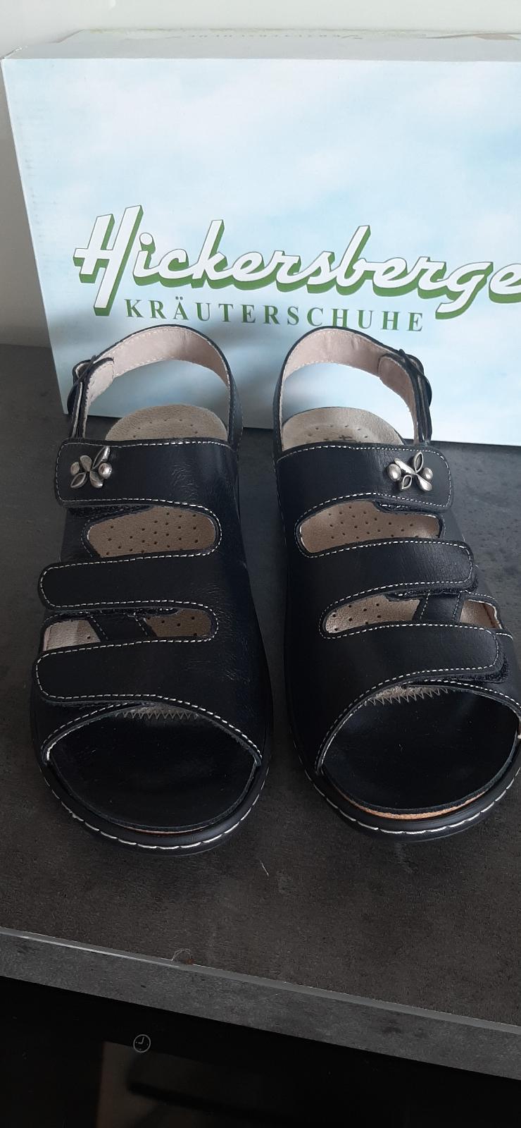 Bild Nummer 2 von Sandale schwarz Hickersberger