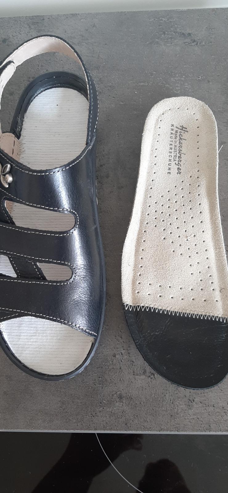 Bild Nummer 5 von Sandale schwarz Hickersberger