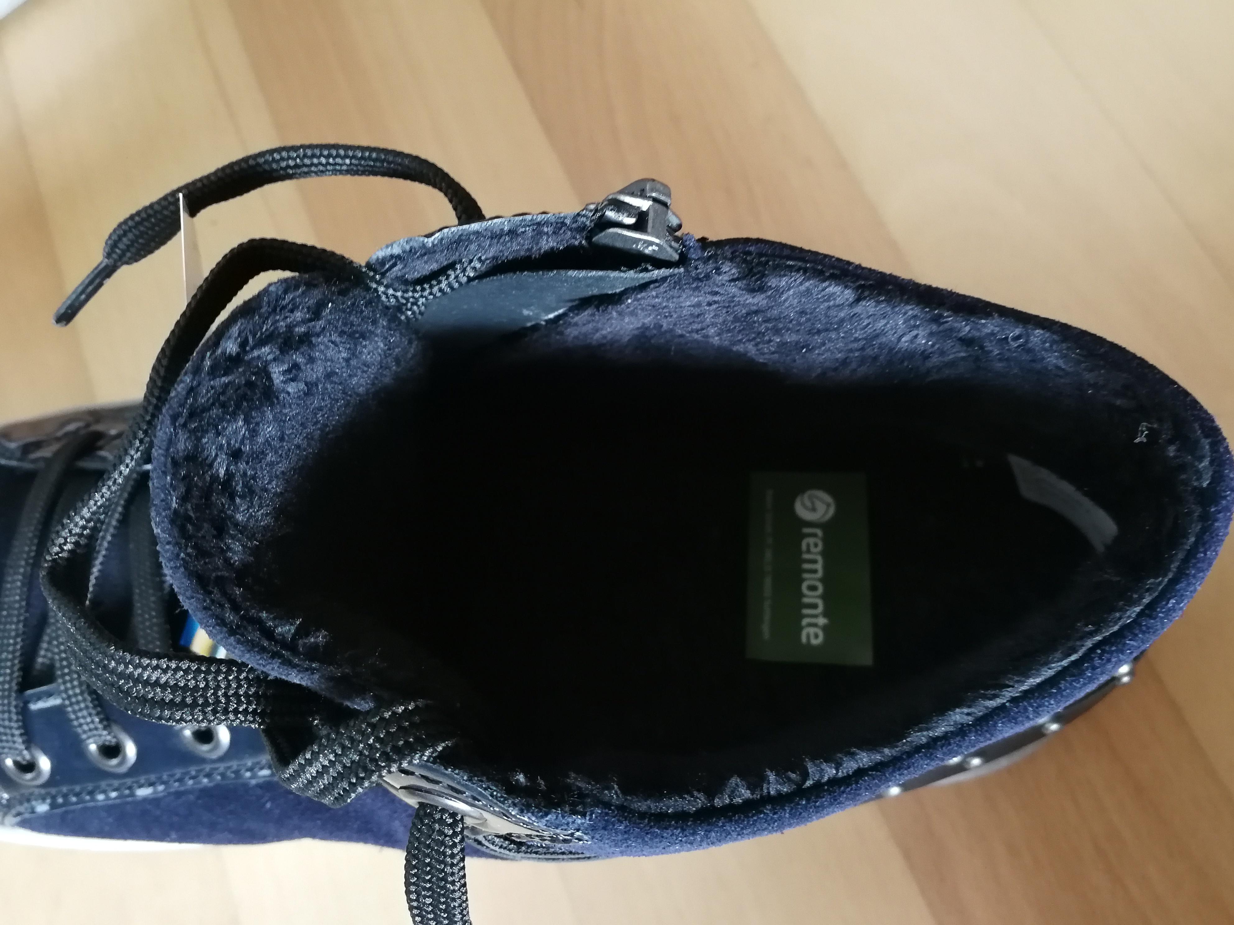 Bild Nummer 5 von dunkelblaue Sneaker li. 36/re.39