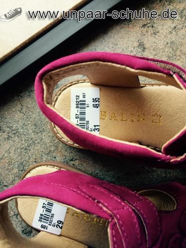 Mädchen Sandale