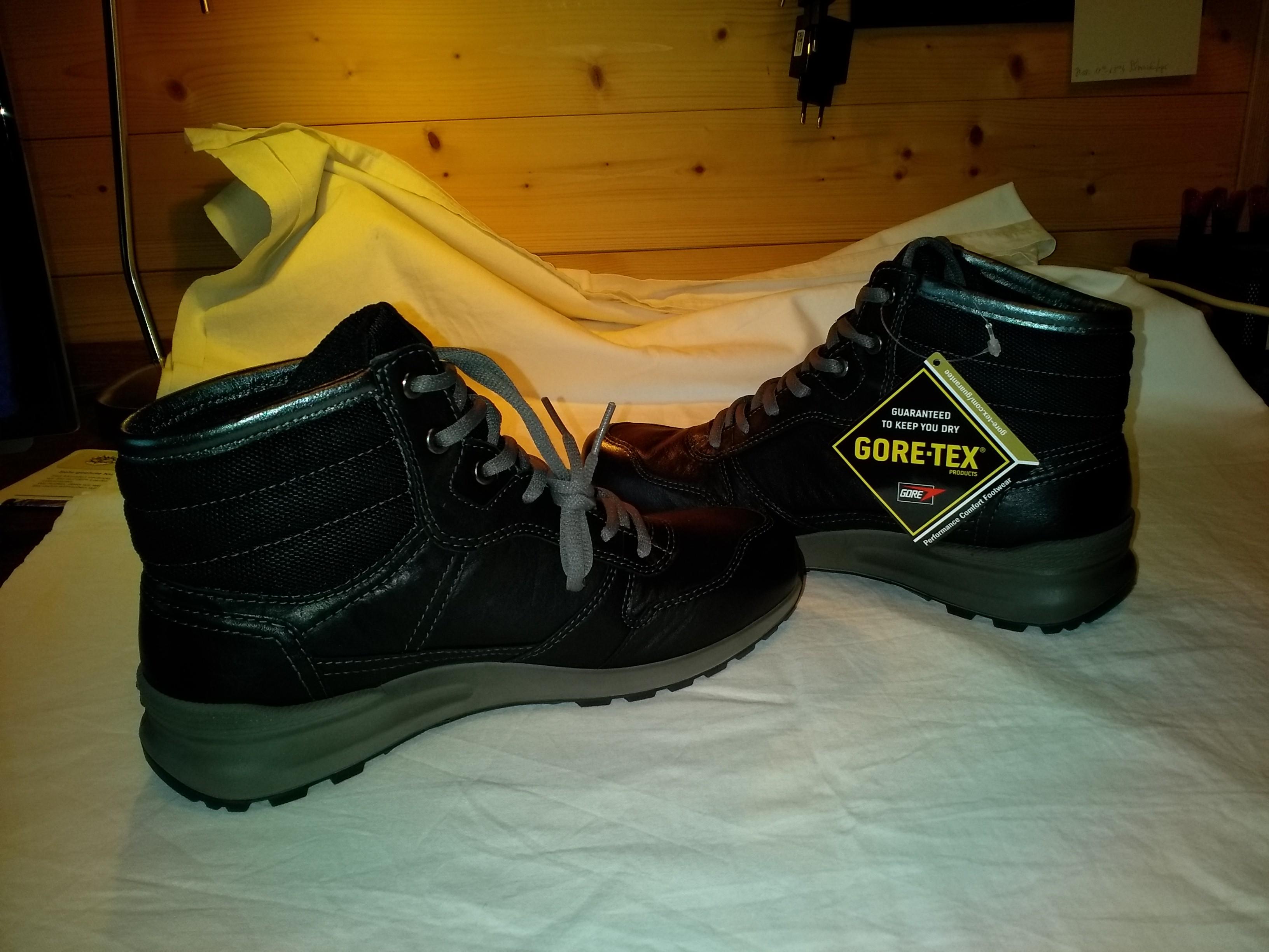 leichte aber feste Schuhe für den Übergang