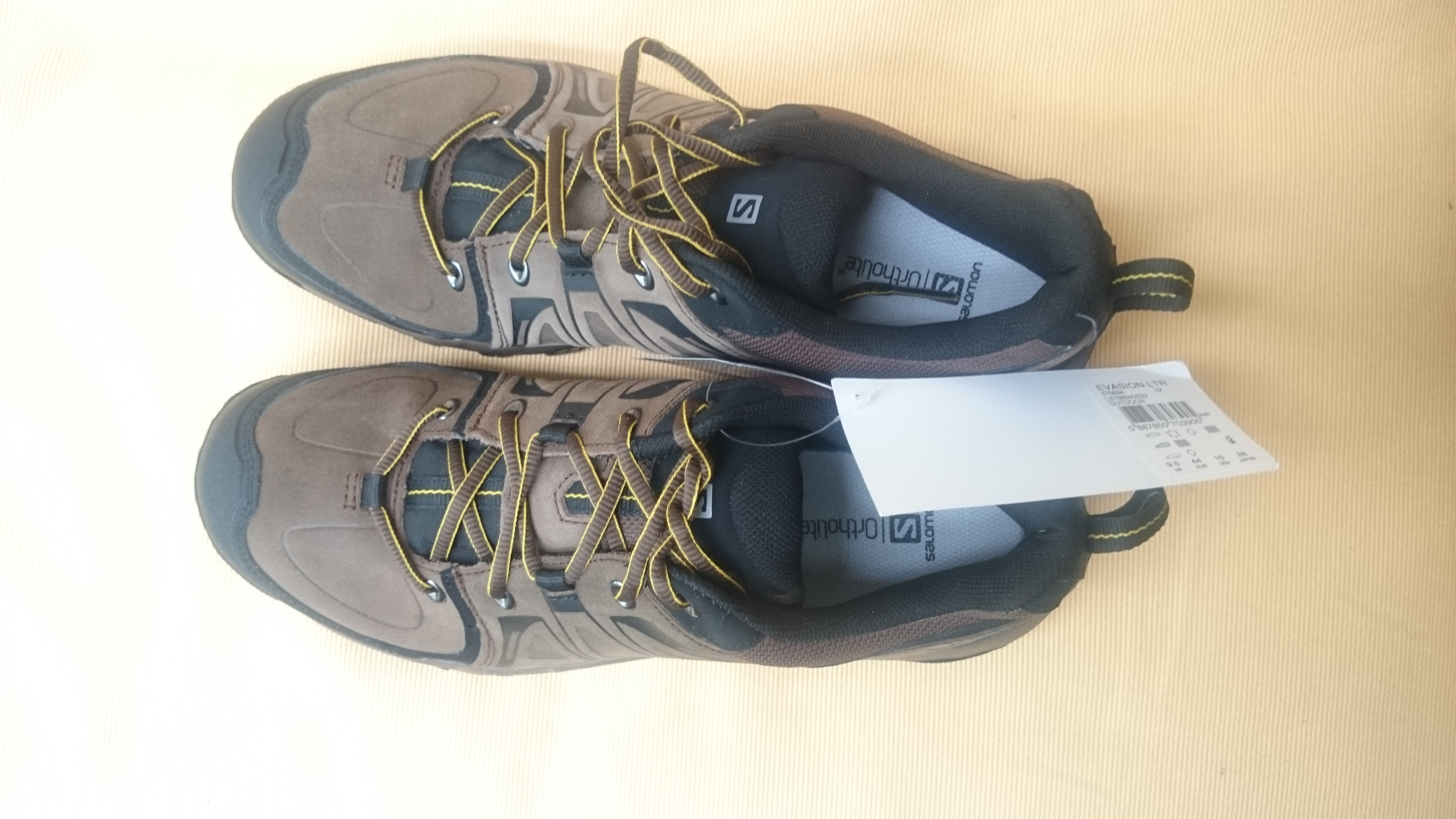 Wanderschuhe Salomon Evasion li 44 re 44 2/3
