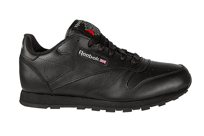 Reebok Sneakers- Cl Lthr 2267 Black