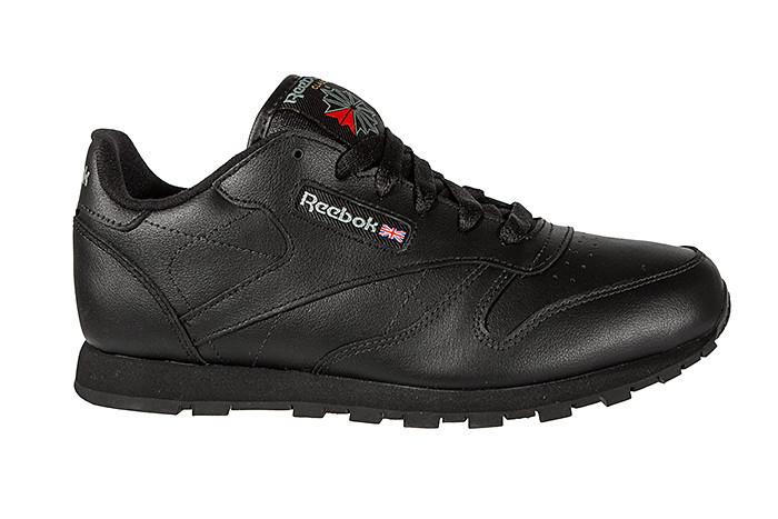 Reebok Sneakers- Cl Lthr 2267 Black