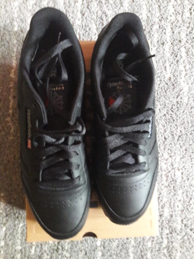 Bild Nummer 2 von Reebok Sneakers- Cl Lthr 2267 Black