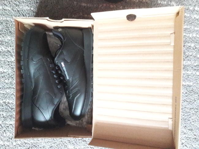 Bild Nummer 3 von Reebok Sneakers- Cl Lthr 2267 Black