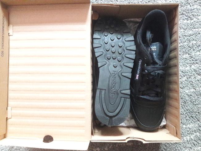 Bild Nummer 4 von Reebok Sneakers- Cl Lthr 2267 Black